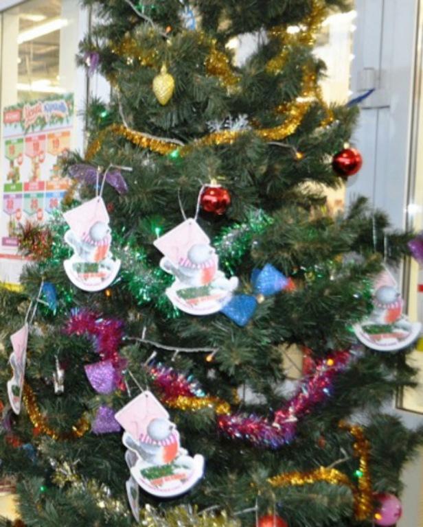 В Абинске прошла традиционная рождественская ёлка