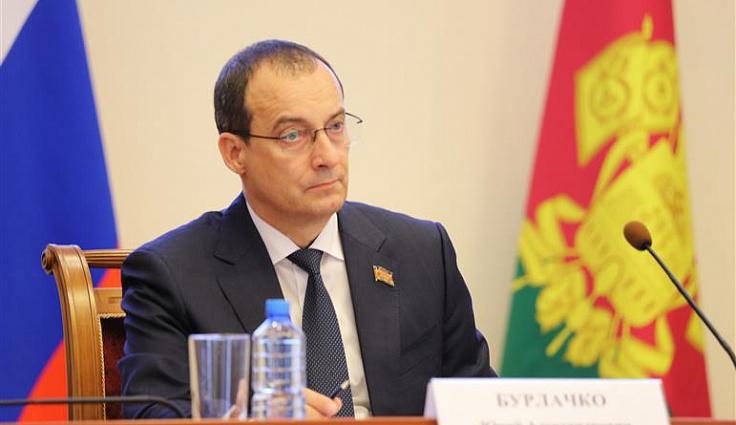 Спикер ЗСК Юрий Бурлачко рассказал об итогах работы краевого парламента в 2018 году