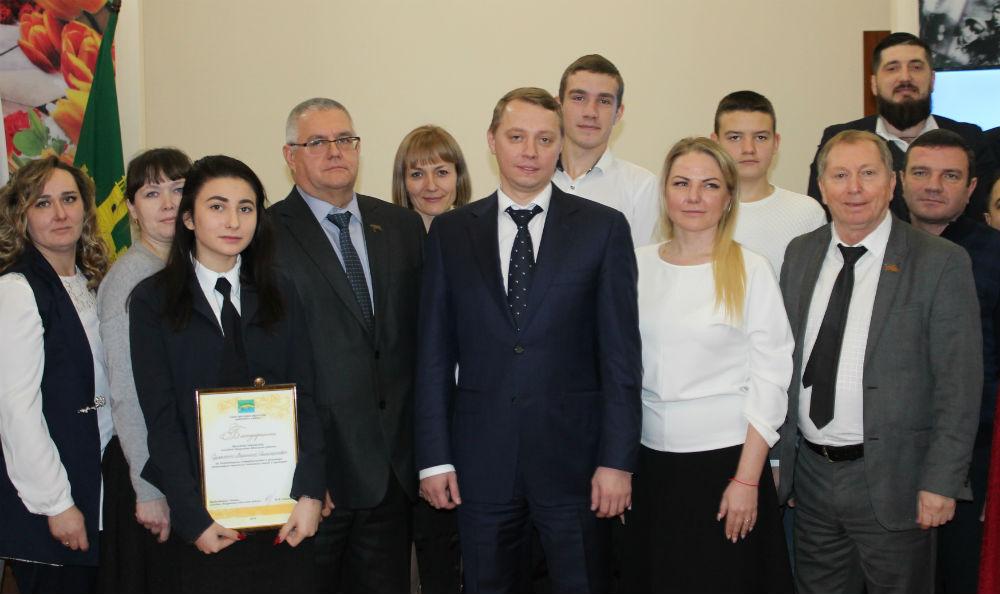 Молодые депутаты Абинского района приняли участие в ежегодном общем собрании Совета молодых депутатов Краснодарского края
