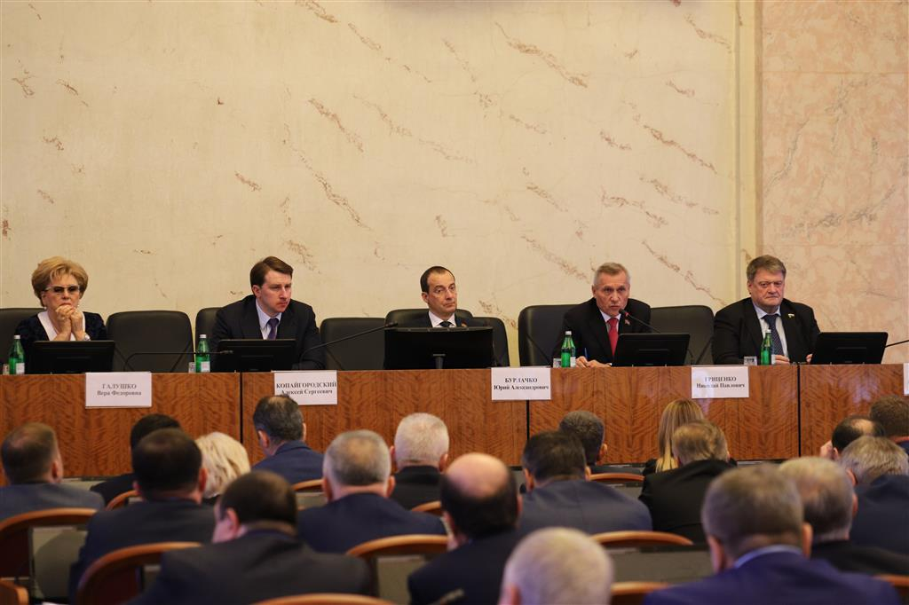 Депутаты – единороссы рассмотрели Стратегию развития Кубани