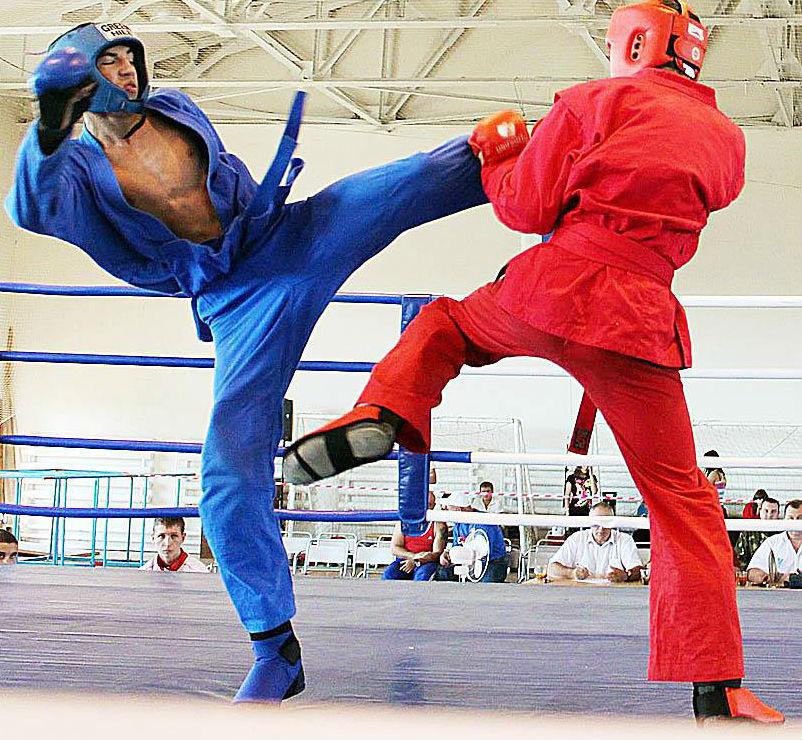 В Абинске состоятся краевые соревнования по универсальному бою