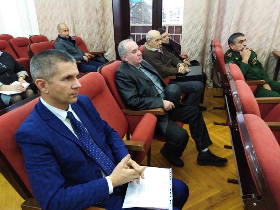 Отряд «Юнармии» создан в Абинском районе
