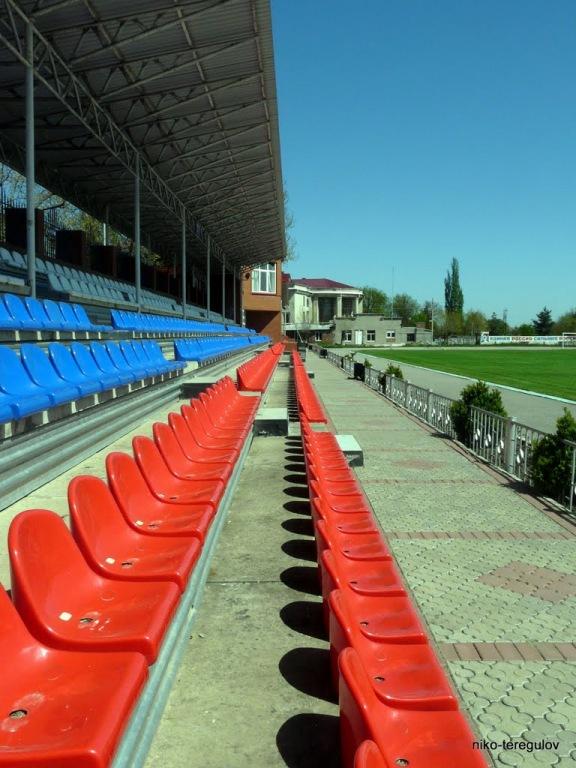 Ахтырский стадион передадут абинской спортшколе «Виктория»