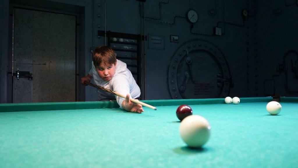 В Абинске прошел юношеский турнир по бильярду