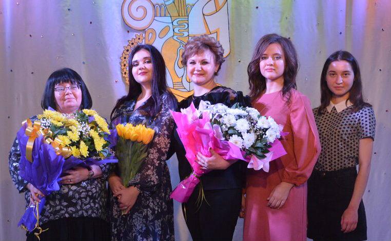 В детской школе искусств ст.Холмской состоялся вечер встречи выпускников
