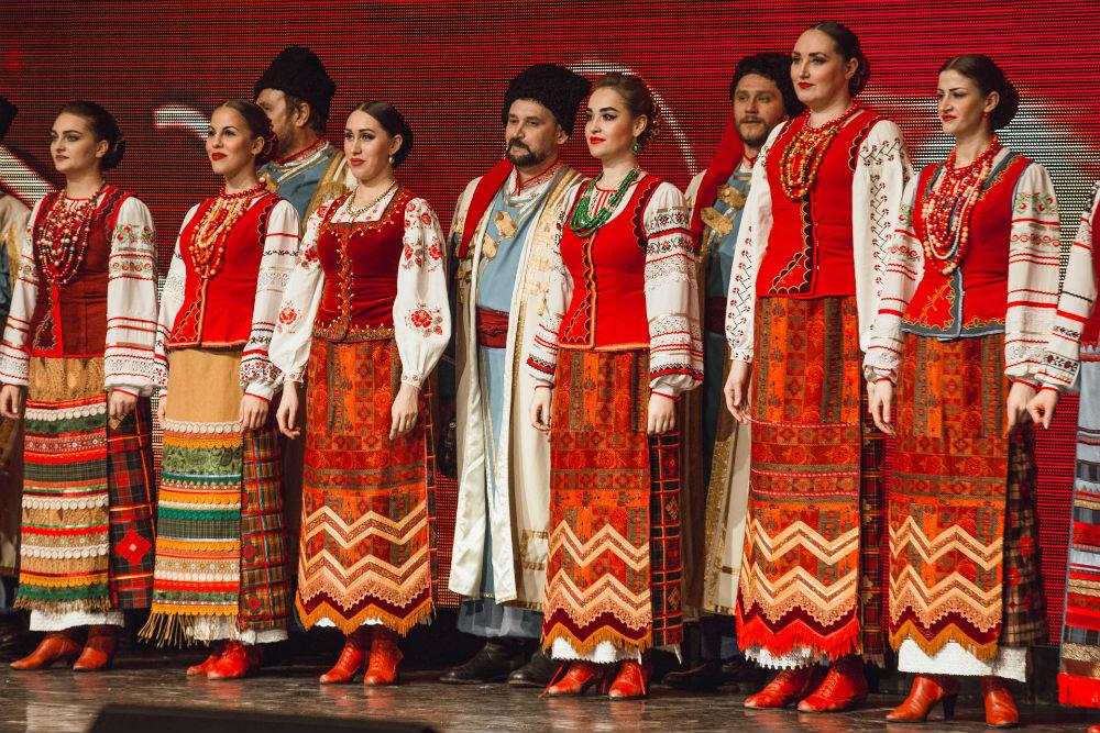 В Абинске выступит Кубанский казачий хор