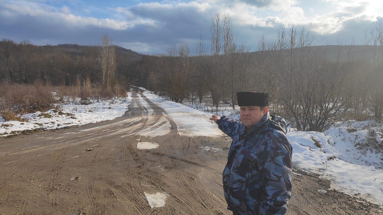 Поисковики обнаружили ящик с гранатами в окрестностях поселка Ахтырского