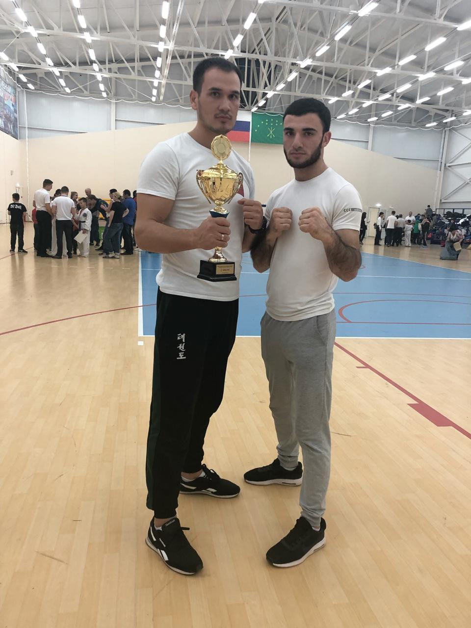 Абинские тхэквондисты завоевали более 20 золотых медалей в открытом первенстве Республики Адыгея