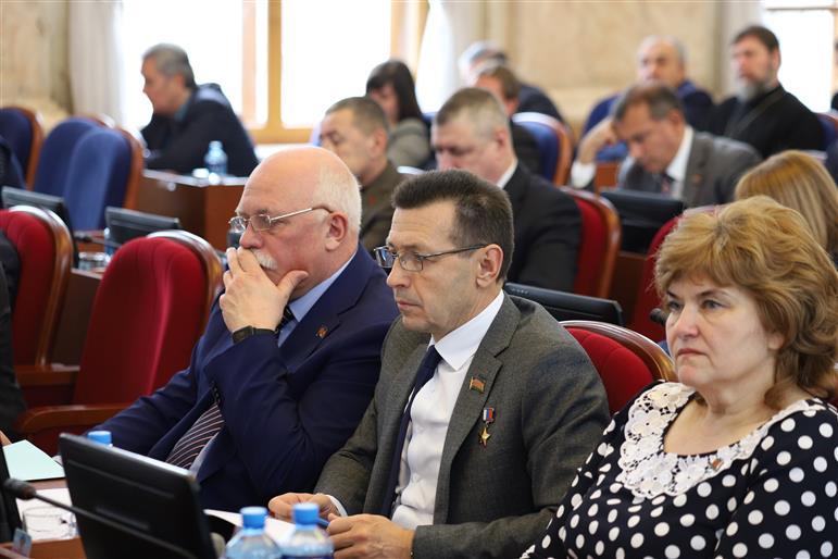 Сессия ЗСК: учреждена новая награда для казачества