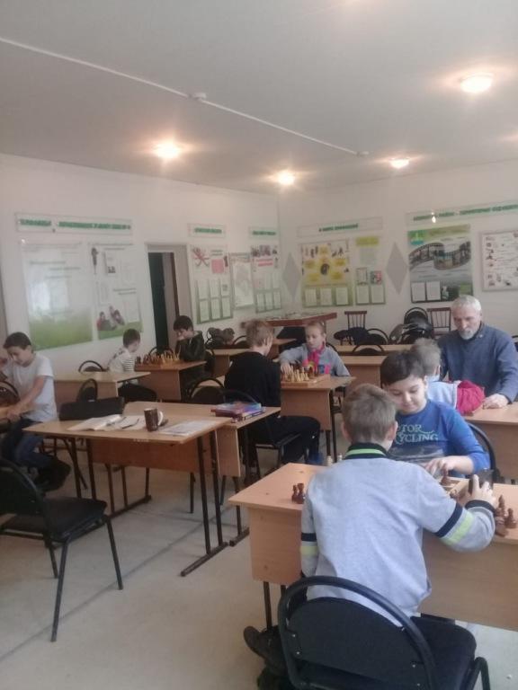 Прошел шахматный турнир среди учащихся абинских школ