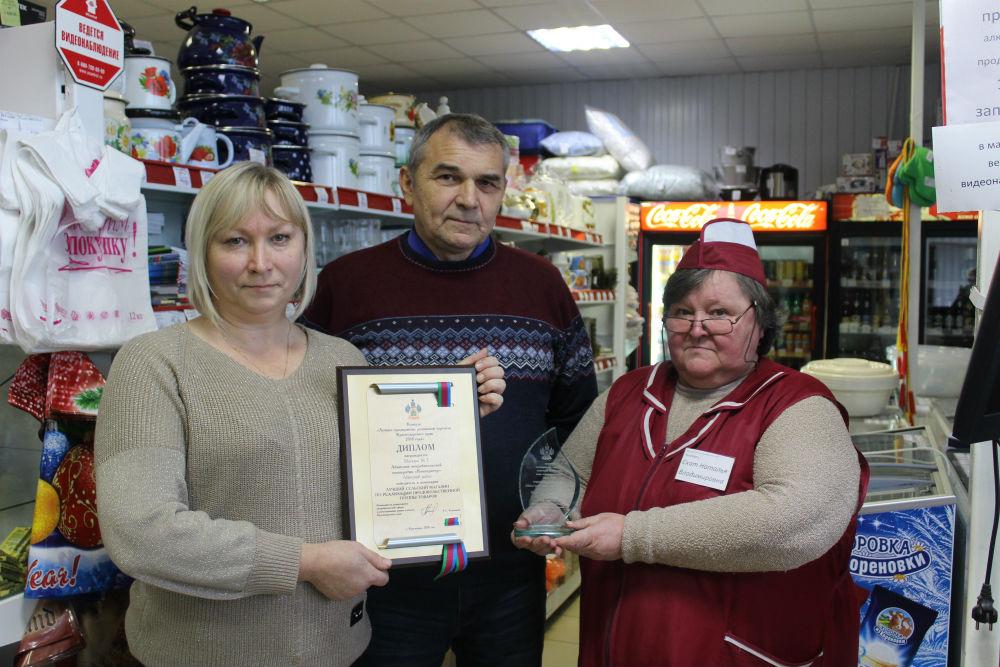 Магазин станицы Шапсугской признан лучшим в крае сельским магазином