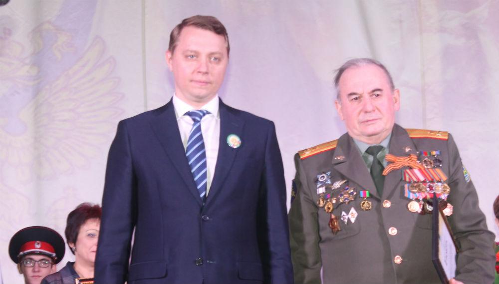 В Абинском районе дан старт традиционному месячнику оборонно-массовой и военно-патриотической работы