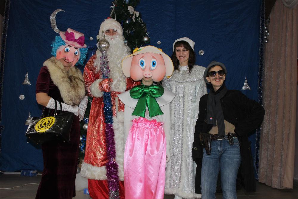 В новогодние каникулы в образовательных учреждениях Абинского района прошло около 600 мероприятий