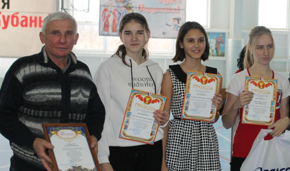 В Абинском районе подвели итоги спортивного года