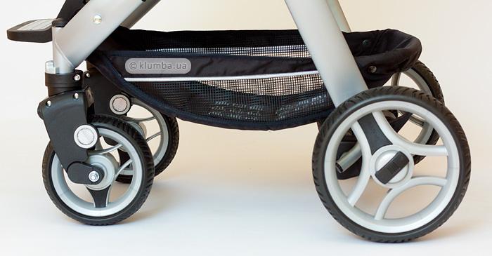 В поселке Ахтырском украли колеса от детской коляски