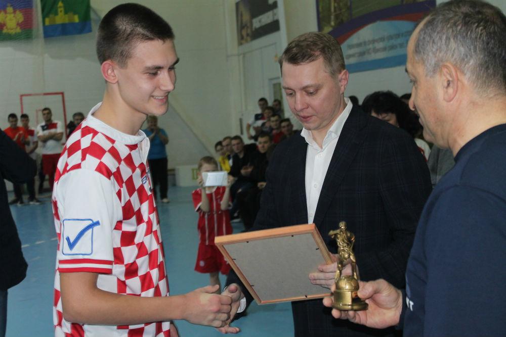Ахтырский «Городок» стал чемпионом Абинского района по мини-футболу