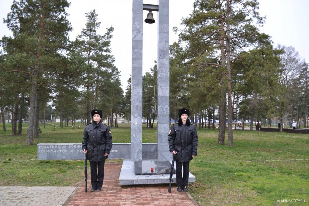 В Абинске отметят 30-летие вывода ограниченного контингента советских войск из Афганистана
