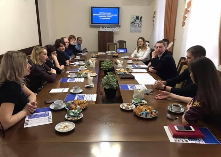 Глава Абинского района встретился с блогерами