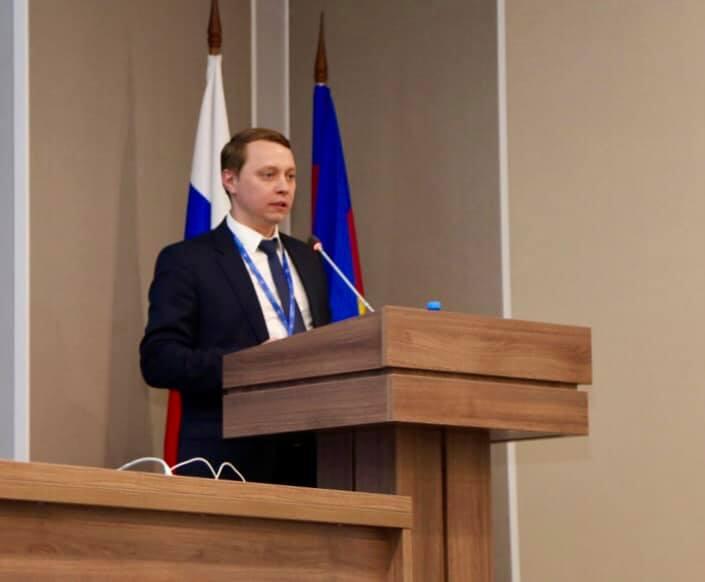 Глава Абинского района рассказал о работе ТОСовцев на общественно-политическом форуме в Сочи