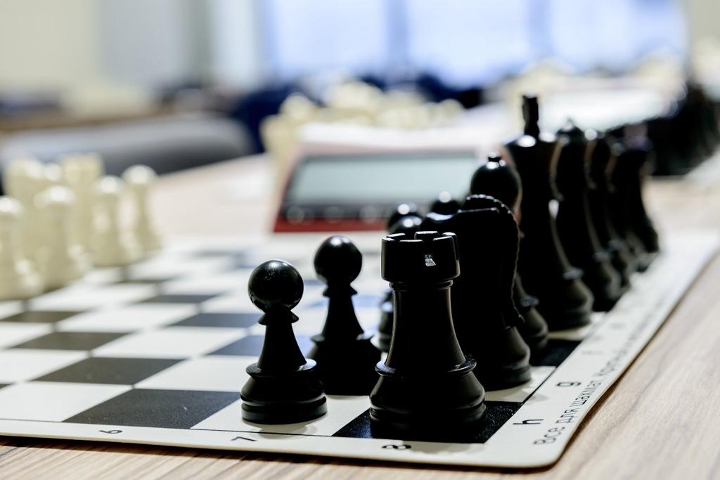 В Абинске определили лучших юных шахматистов