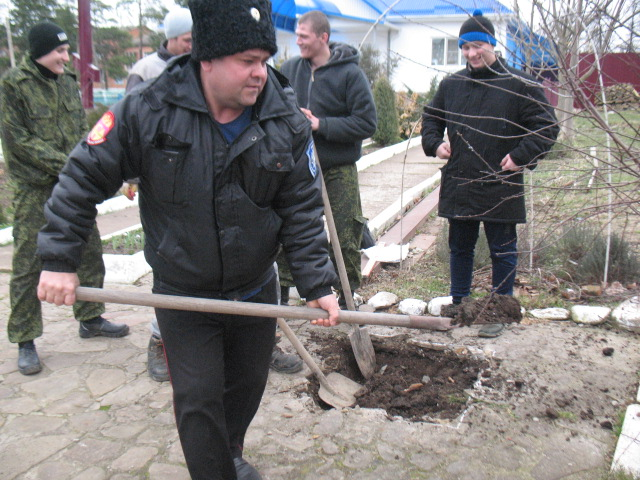 В станице Холмской на территории Свято-Покровского храма установят памятник Александру Невскому