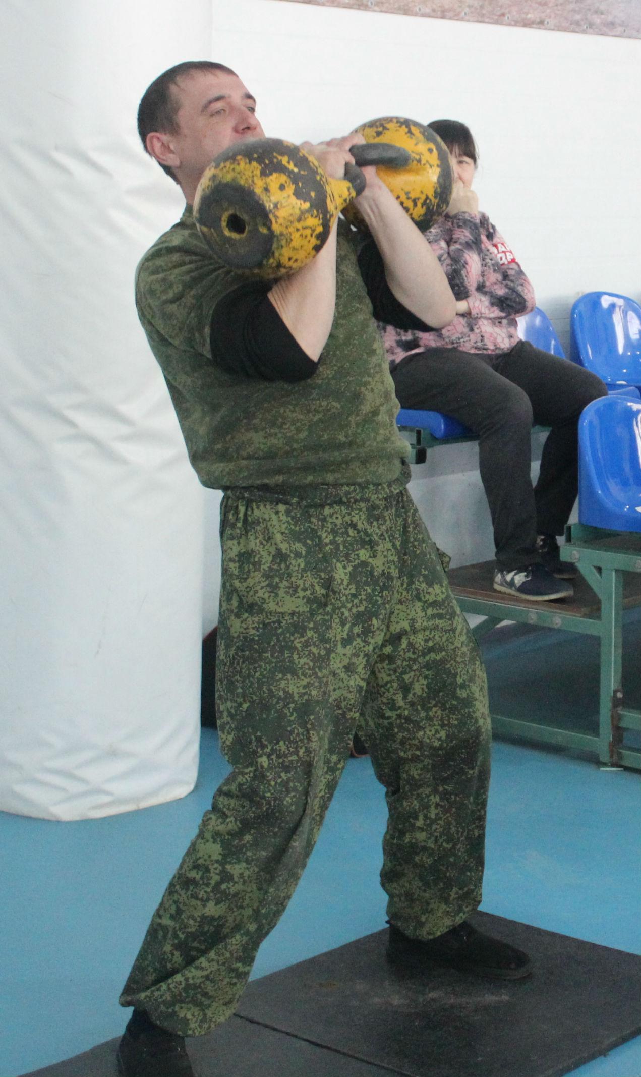 Команда Абинского отделения Союза казачьей молодежи Кубани стала победителем районной спартакиады казачьих обществ