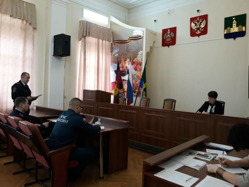 На территории Абинского района увеличилось общее количество дорожно-транспортных происшествий с участием детей