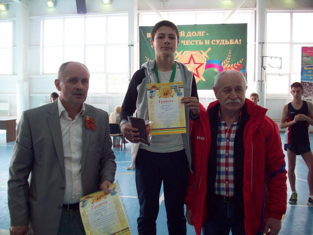 Открытое зимнее первенство Абинского района по легкой атлетике прошло в Абинске