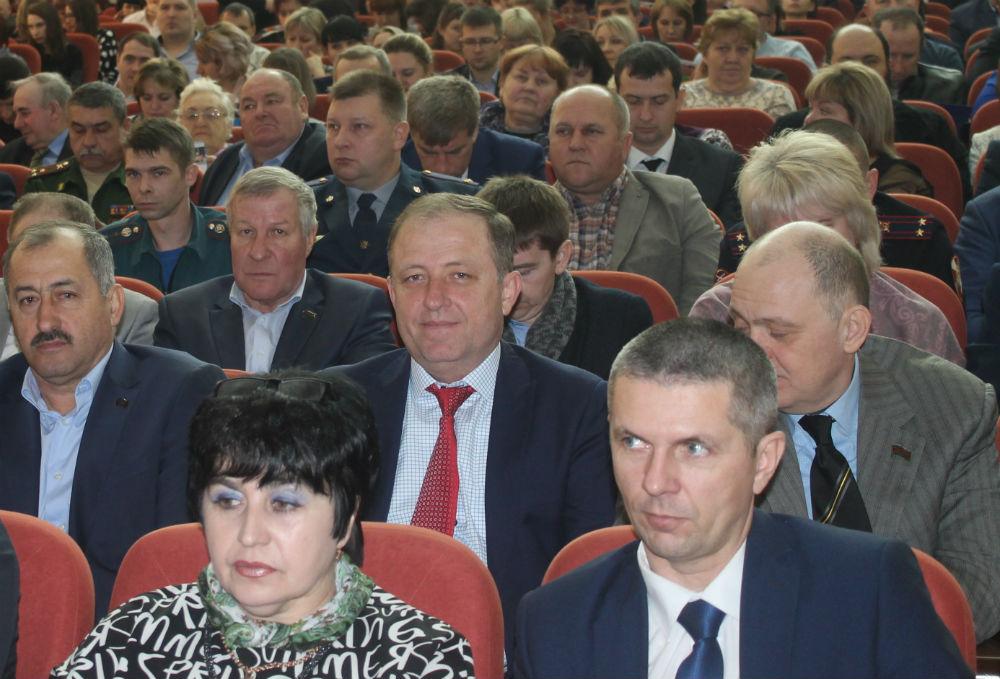 Глава Абинского района подвел итоги 2018 года