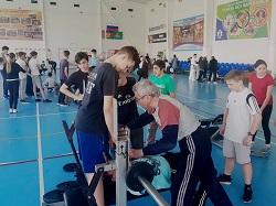 В Абинском районе прошел Зимний фестиваль ГТО