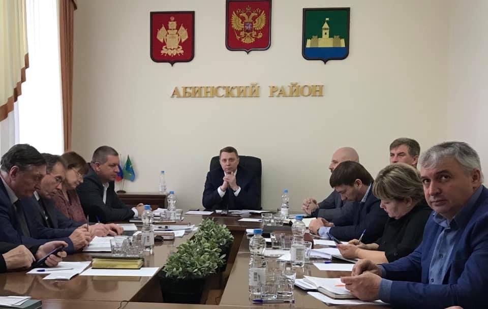 Абинский район принял участие в планерном совещании под председательством губернатора Кубани