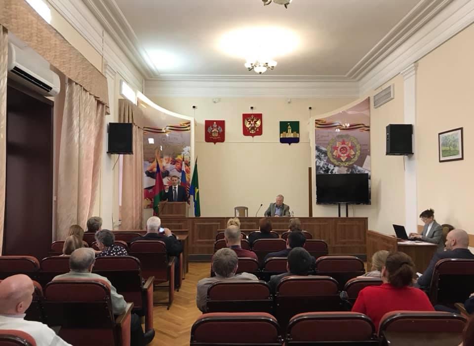В Абинском районе планируют создать общественную палату