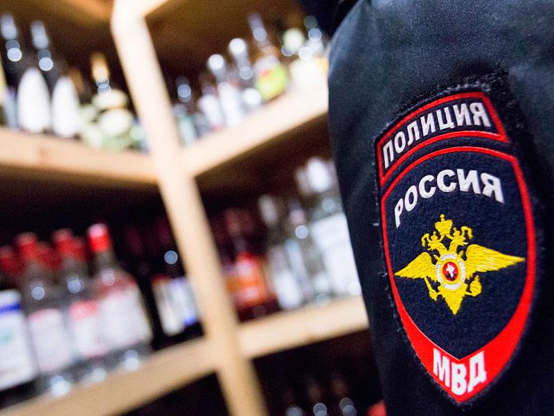 В Абинском районе проводится профилактическое мероприятие «Алкоголь»