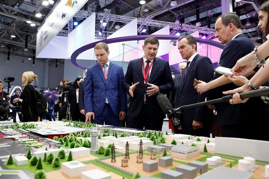 Краснодарский край стал лидером медиарейтинга инвестиционного климата регионов РФ