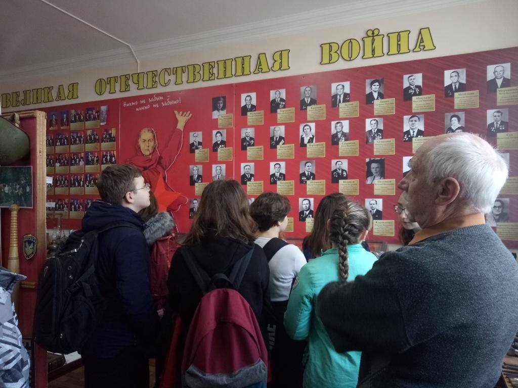 В Ахтырском прошла тематическая программа к Дню освобождения Абинского района от немецко-фашистских захватчиков