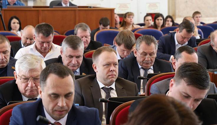 Юрий Бурлачко: «В реализации госпрограммы по сельскому хозяйству наблюдается положительная динамика»