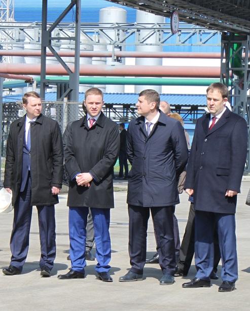 Открылась четвертая очередь производства Абинского электрометаллургического завода – метизного цеха