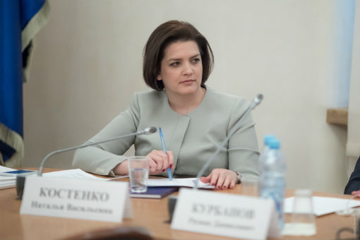 Депутат Госдумы провела «диалог на равных» со студентами академии маркетинга и социально-информационных технологий