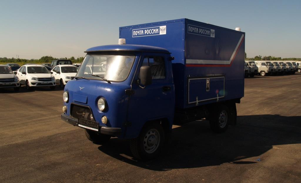 В Краснодарском крае передвижные почтовые отделения проехали 420 тыс. километров