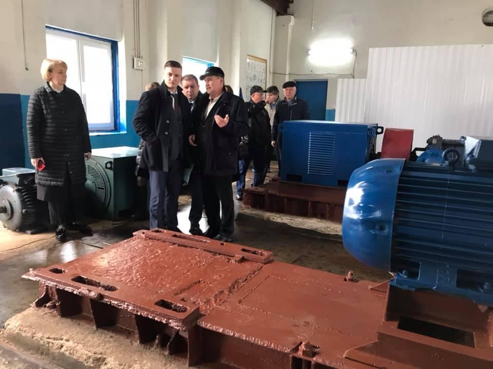 В Абинске прошло выездное совещание комитета ЗСК по вопросам строительства и жилищно-коммунального хозяйства