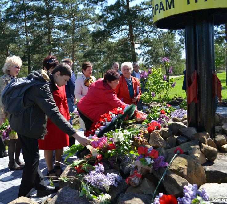 В Абинске вспомнят жертв радиационных аварий и катастроф