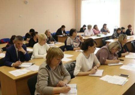 Директора школ Абинского района обсудили создание центров самоопределения учащихся