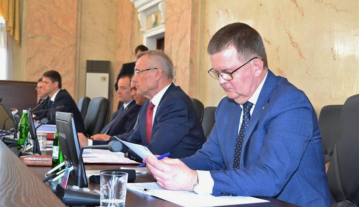 Депутаты ЗСК в первом чтении приняли базовый закон о развитии производства органической продукции