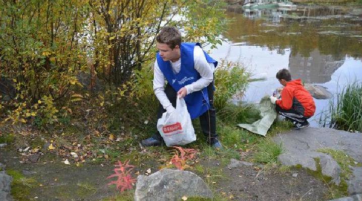 В Абинске пройдет экоквест по раздельному сбору отходов на берегу реки Абин