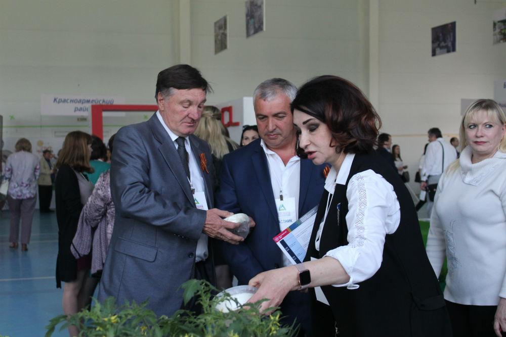 Абинск дал старт первому межмуниципальному бизнес-форуму