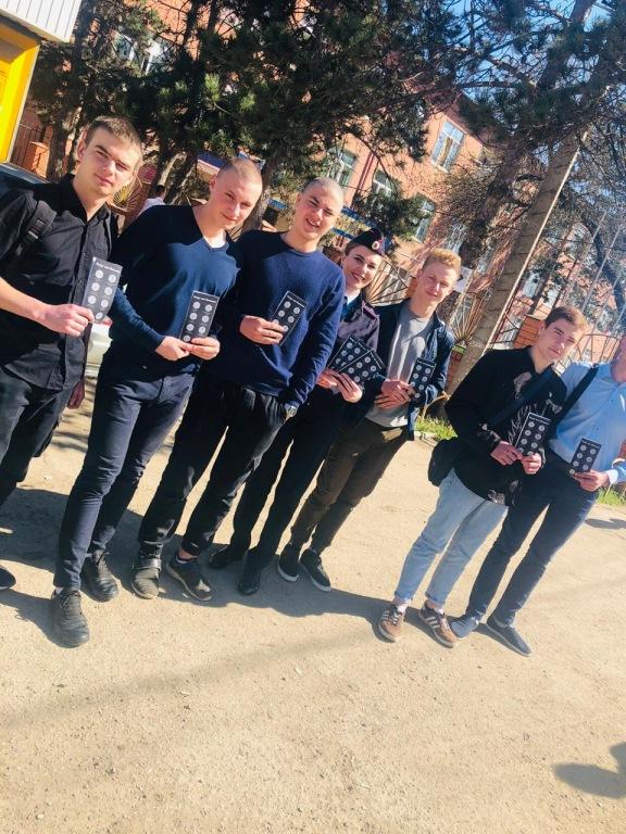 В Абинском районе полицейские провели мастер-класс «Госуслуги – это просто!»