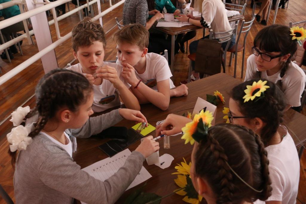 В Абинске прошла районная интеллектуальная викторина «Умники и умницы»