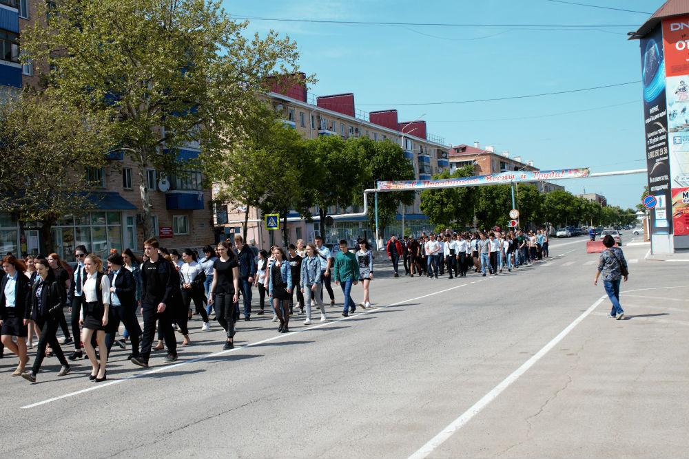 В Абинске готовятся отметить праздник Весны и Труда