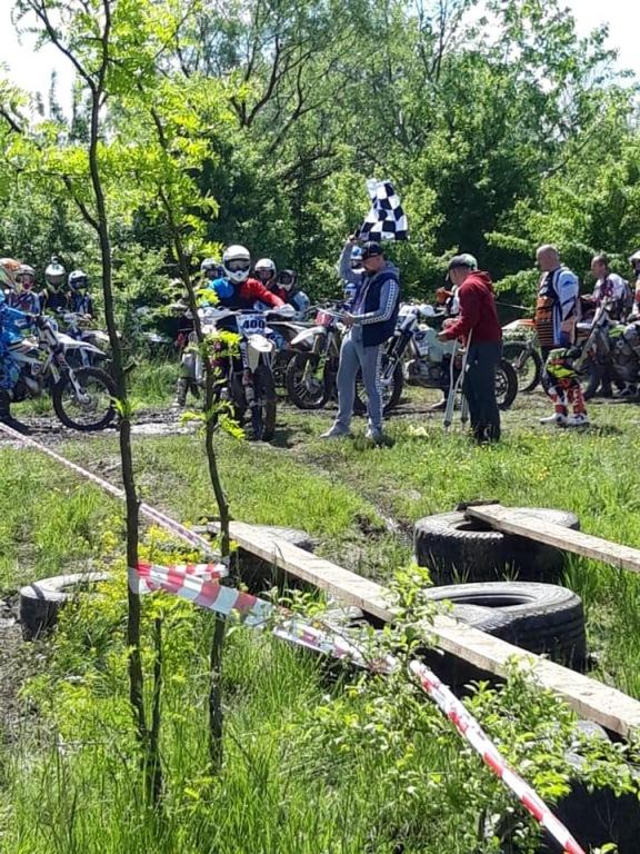 В Абинске прошел чемпионат «Абинск Эндуро 2019»