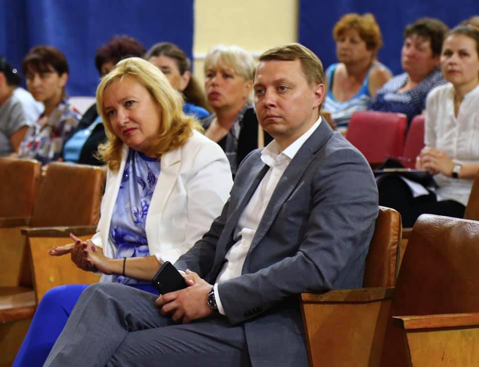В селе Варнавинском прошла встреча жителей с кандидатами предварительного голосования